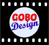 Color GOBO slides and film