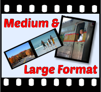 Medium Format & Large format Transparencies & Negarives